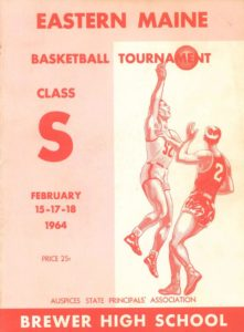 Eastern Maine Basketball Tournament Class S, Feb. 1864