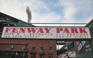 Fenway Park Entrance