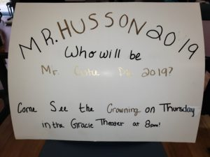 Mr. Husson Poster 2019
