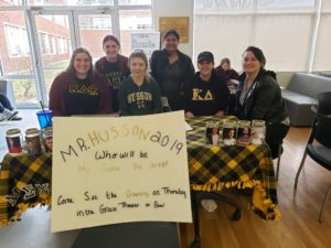 Tabling for Mr. Husson 2019 Part 2
